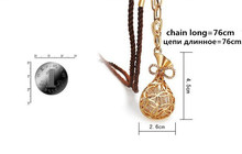 Free Shipping Gold Silver Long Necklace Fashion AAA Zircon Sweater Chain Women Luxury Pendant Necklace Imitated