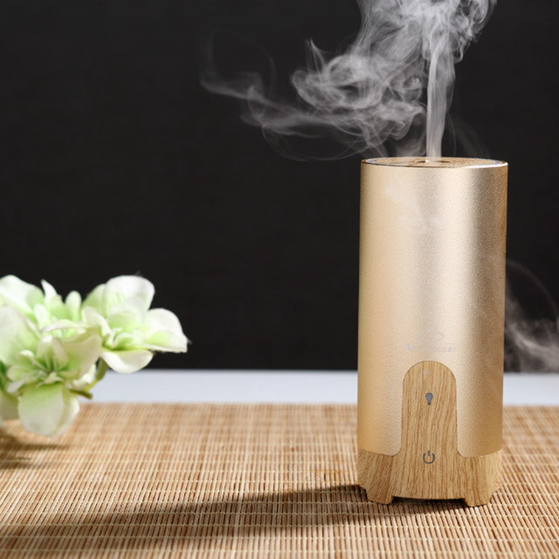 Newest Air Humidifier electric Aroma Diffuser  Aluminium Alloy 5W High quality fashion  Car USB aroma diffuser humidifier<br><br>Aliexpress