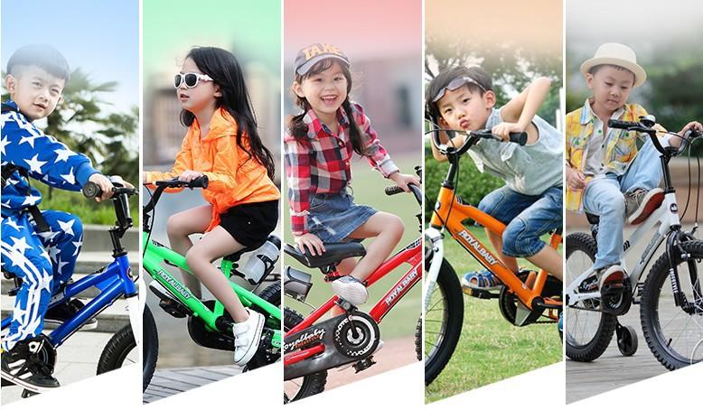 2015 new stroller Girls boys toys with 2 training wheels riding 2-4years 12 inch metal kids bikes children bicycle child bike(China (Mainland))