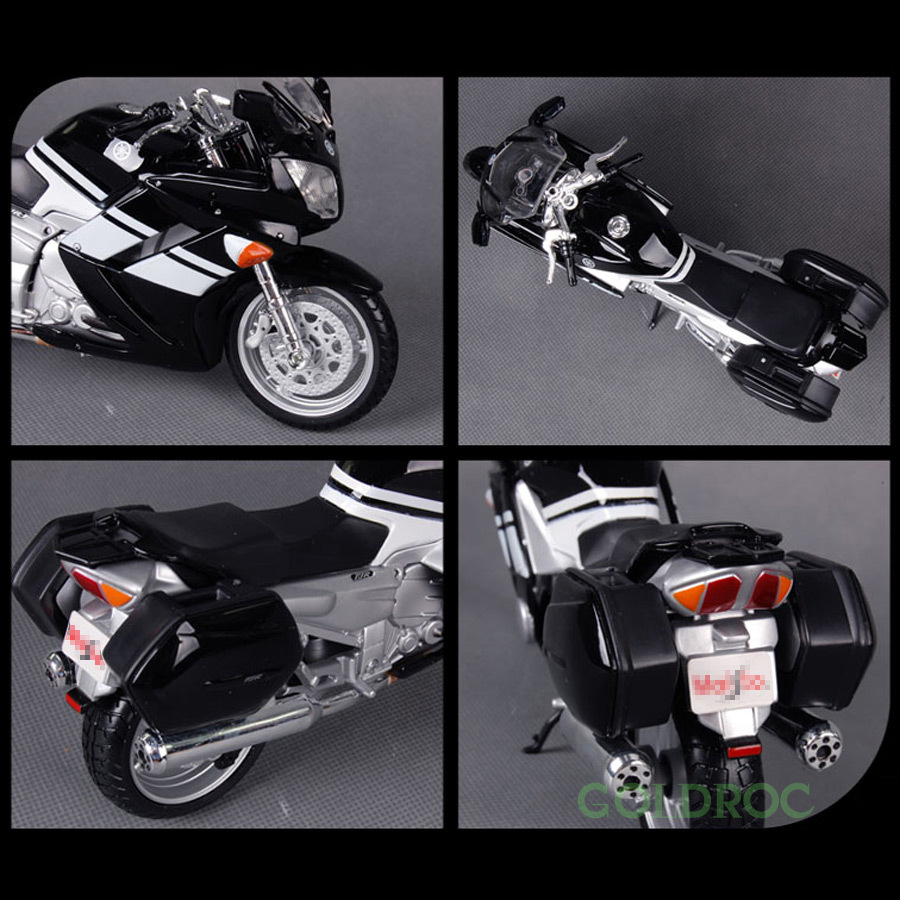High Quality 1:12 Yamaha FJR1300 Simulation Motorcycle Model Toys Alloy Antique Motorbike Model Diecasts & Toy Vehicles(China (Mainland))