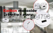 1pcs LCD Sensor Warning CO Carbon Monoxide Poisoning smoke Gas Alarm Detector Tester LCD YKS(China (Mainland))