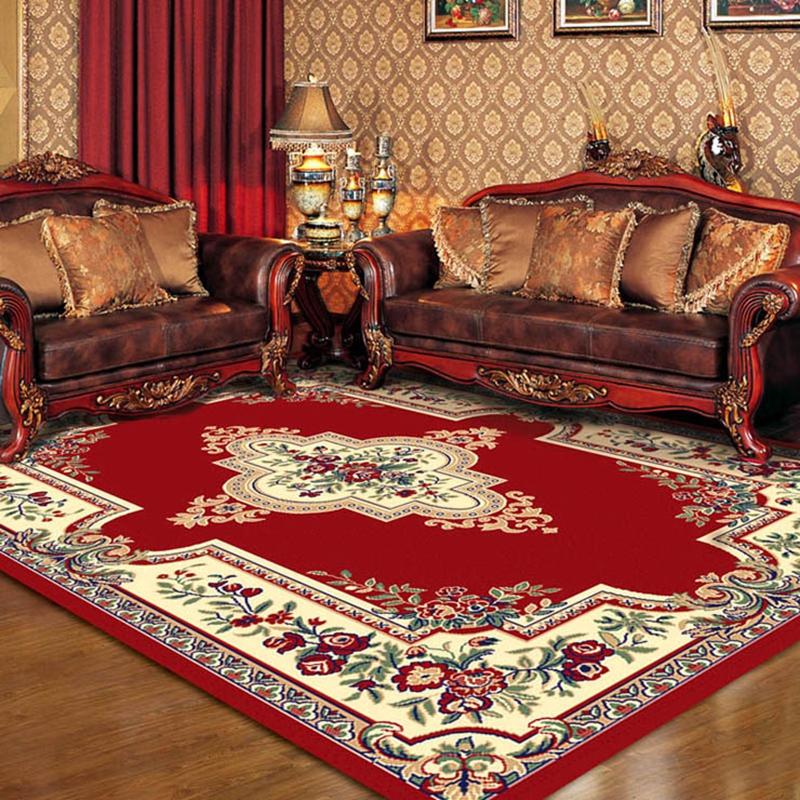 Compra tapetes de mesa de comedor online al por mayor de for Alfombras estilo persa