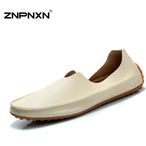 Fashion Men Shoes Summer Cool Winter Warm Leather Shoes Men's Sport Flats Shoes Low Mens Sneakers Oxford Shoe for Men Sneaker