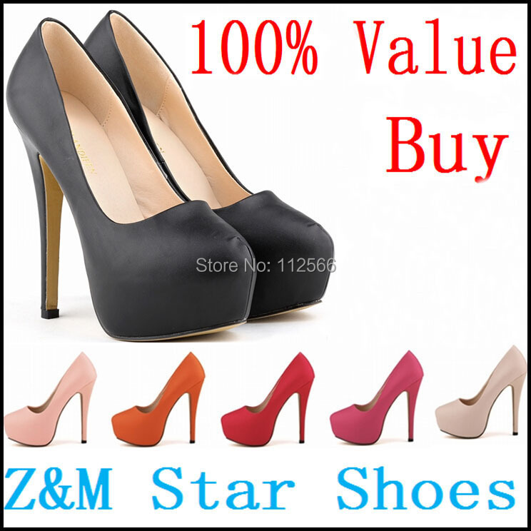 Cheap Fashion Shoes Size 11 Newest Women Fashion High Heel