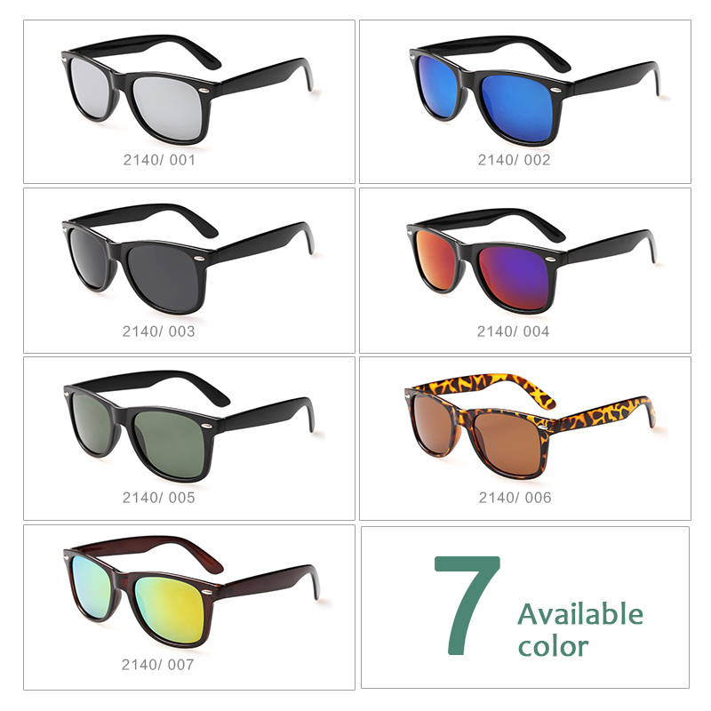 Polarized Wayfarer Sunglasses Men Male Summer UV400 Sun Glasses Men Outdoor Eyewear Points Men Fashion Gafas