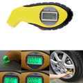 Free Shipping New PSI Digital Tire Tyre Air Pressure Gauge Tester Tool For Auto Car Motorcycle