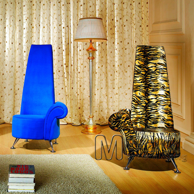 Stylish living room with high back sofa single sofa chair cafe chair chairs empress hotel lobby for High back chairs for living room
