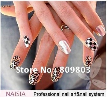Minx Styel Nail Sticker NEW Nail Foil Nail Patch Art Product  (528 style)