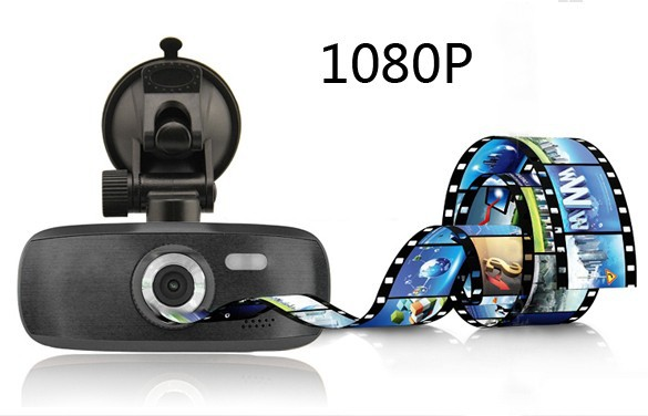 "Full HD 1080P G1W 2.7"" LCD Novatek NT96650 Chip G1W Car DVR Camera Recorder G-sensor H.264 Night Vision"