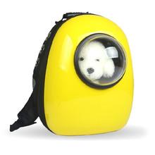 2016 NEW summer popular cat pet space transparent bag chest bag travel backpack shoulder capsule dog creative exclusive (China (Mainland))