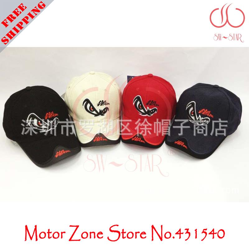 No Fear baseball caps sports car racing hat truck sun visor cotton caps C53(China (Mainland))
