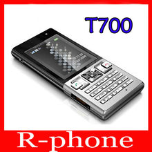 Sony Ericsson Original T700 Mobile Cell Phone 3G Bluetooth 3.15MP Refurbished One Year Warranty(China (Mainland))