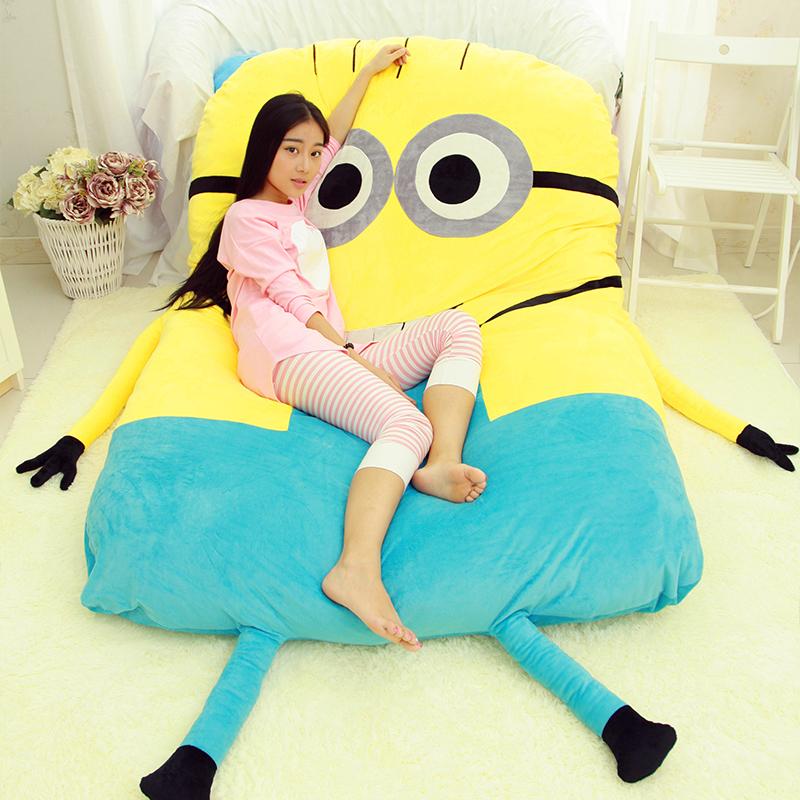 Personalized small cartoon sleeping pad mattress mats lounger sofa bed tatami birthday gift(China (Mainland))