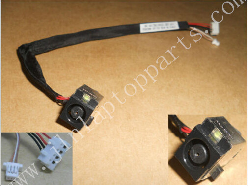 AC DC Power Jack Harness Socket Cable For HP 4410s 4415 4411s 4416S(China (Mainland))