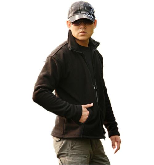 Casual mens warm clothing Stalker TAD sided fleece Fleece Jackets Liner Black S-XXL free shipping<br><br>Aliexpress