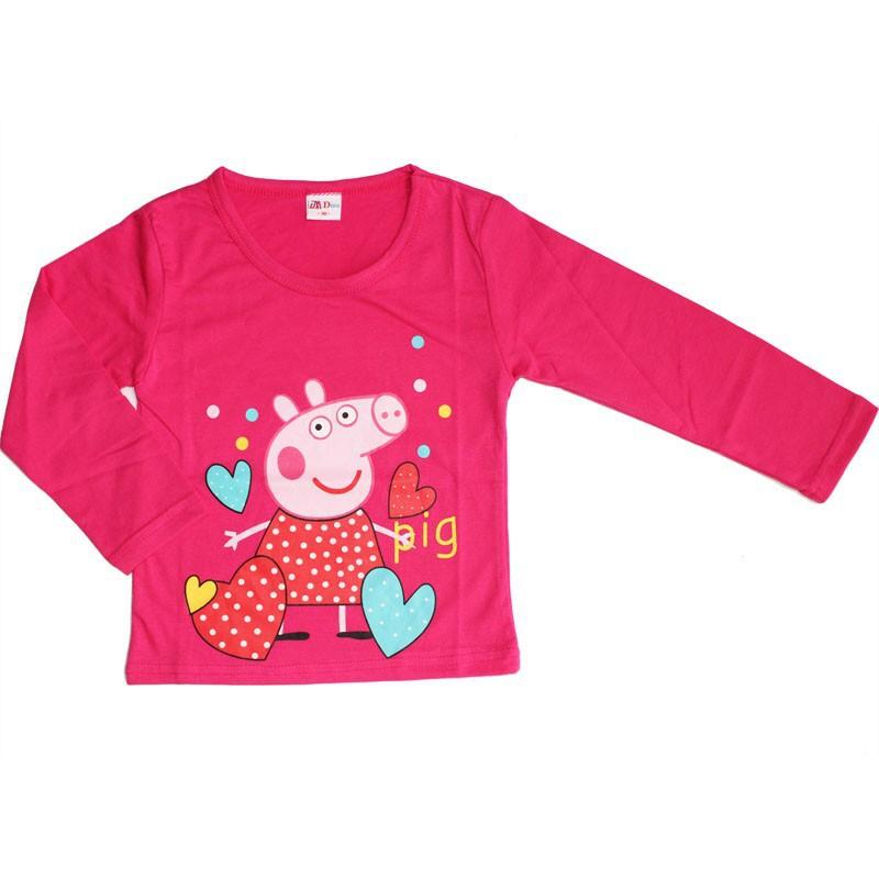 2015 Children Lovely Pig T Shirts Girls Boys 39 T Shirts