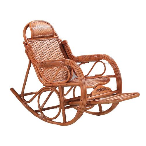Rotin chaise ber ante en rotin plage transat balcon bonne vieille chaise en o - Acheter rocking chair ...