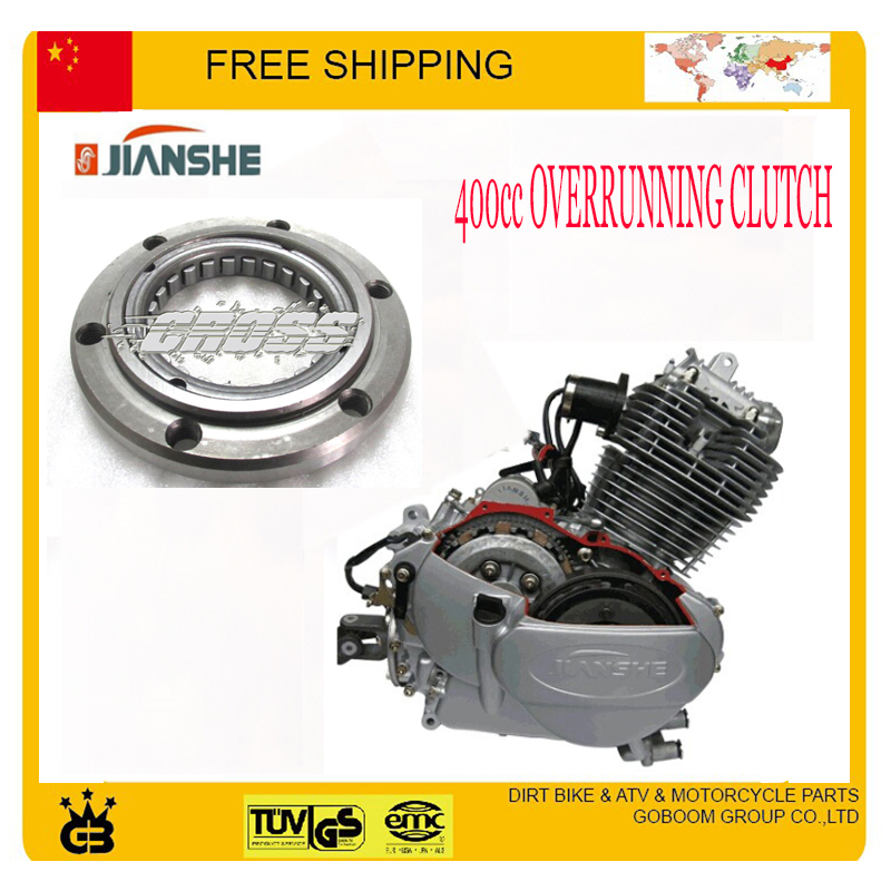 overrunning clutch ATV400 jianshe engine 400cc ATV quad accessories Parts Free shipping(China (Mainland))
