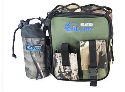Outdoor bag lure bag fishing tackle bag multifunctional Camouflage waist pack messenger bag fishing tackle fishing lure outdoor<br><br>Aliexpress