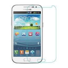 0.3 мм закаленное стекло для Samsung Galaxy Win i8550 i8552 i8558 9 H жесткий 2.5D дуги края круглый пограничной передний экран протектор