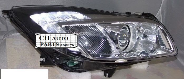 FREE SHIPPING CHA ORIGINAL LED HEADLIGHT CONVERSION ASSEMBLY FOR 2009 BUICK REGAL/ OPEL INSGNIA<br>