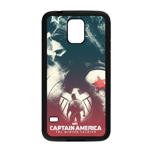 Captain America The Winter Soldier Case for iPhone 4s 5s 5c 6 Plus iPod 4 5 6 Samsung Galaxy s2 s3 s4 s5 mini s6 s7 Note 2 3 4 5(China (Mainland))