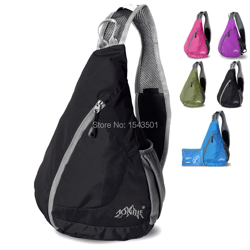 Free shipping 2015 fashion Foldable Casual canvas shoulder messenger bag Crossbody bags for women men sport bag Travel bags(China (Mainland))