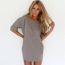 Women Blouses 2016 Summer Chiffon Short Sleeve Womens Spring Blouse Sexy Women's Beach Dress Fashion Woman Clothes