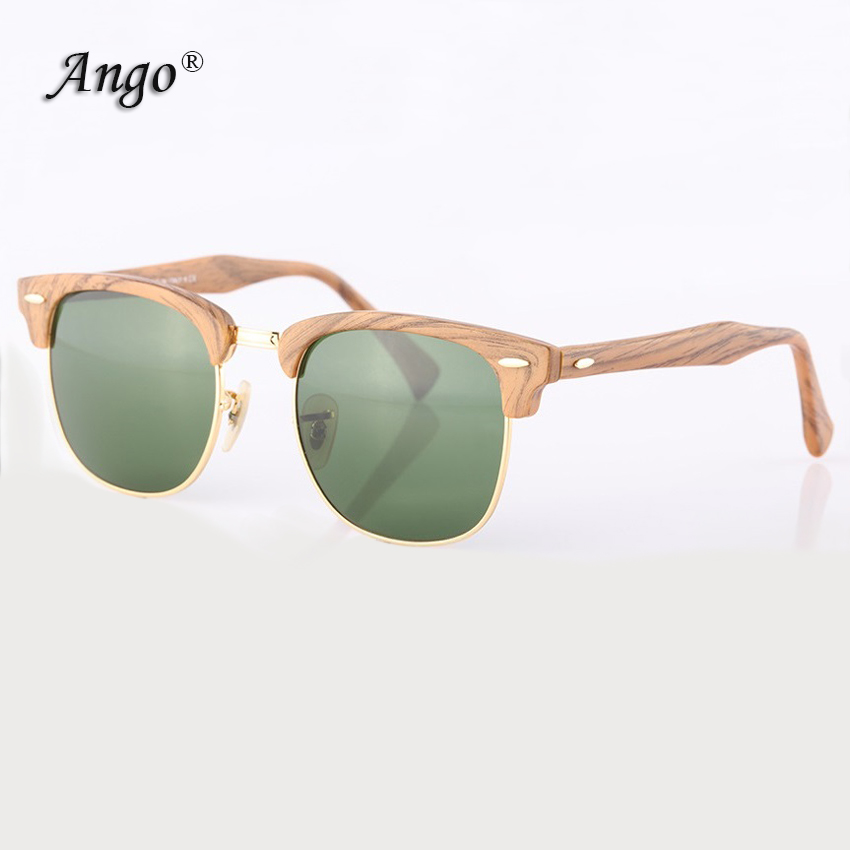 Wooden Frame Glasses Nz : Newest Club Wood Frame Sunglasses Master Men Sun Glasses ...
