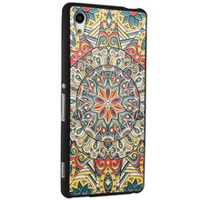 Sony M4 Aqua case, 3D Relief painting soft Silicon back cover case Xperia E2303 E2333 E2353 - JieMeiXun Technology(HK store Co.,LTD)