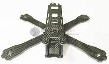 the newest DIY mini drone FPV QAV-R cross racing quadcopter pure carbon fiber frame 4mm * 2mm * 1.5mm unassembled