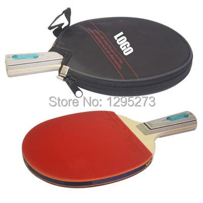 Free Shipping Table Tennis Blade Ping Pong Paddle Racket Racquet Bat 2 Star Good Quality 6688 7<br><br>Aliexpress