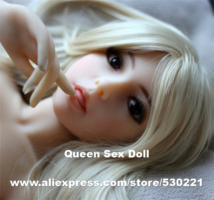 NEW #103 head for sex doll 100cm, solid silicone love dolls head with tongue and wig, oral sex toys for men(China (Mainland))