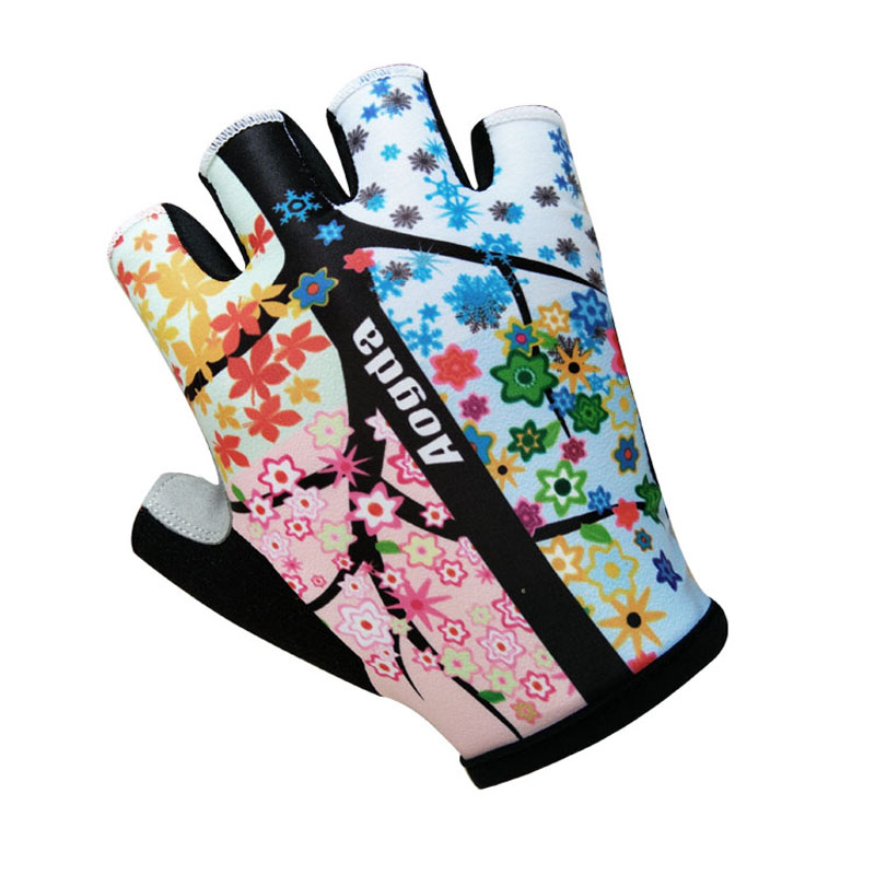 Newest Men Women Cycling Gloves MTB Gloves Motocross Games Bike Cycling Giant Bicycle Half Finger Gloves(China (Mainland))
