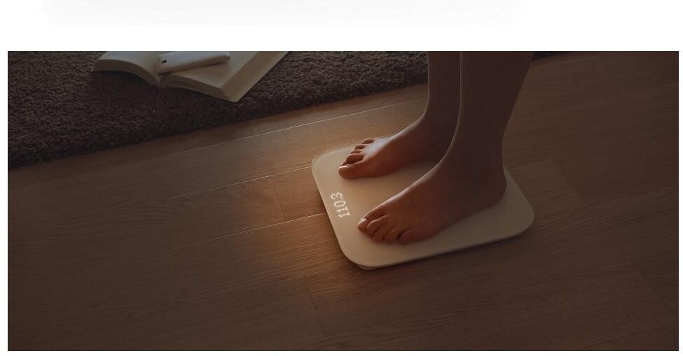 image for Original Xiaomi Mi Smart Weighing Scale Xiaomi Mi Scale Xiaomi Weigh B