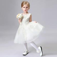 Custom Made Ball Gowns Tulle font b Flower b font font b Girl b font font