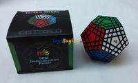 Retail 1pc/lot  mf8 gigaminx speed cube Twist puzzle Educational toy 5x5 megaminx 5 layer+Free Shipping