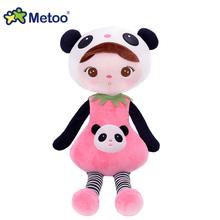 Hot sale New Genuine 65cm Metoo Cartoon Angela Plush Toys Cute Dolls Girl for Birthday Christmas Children Gifts 1pcs/lot