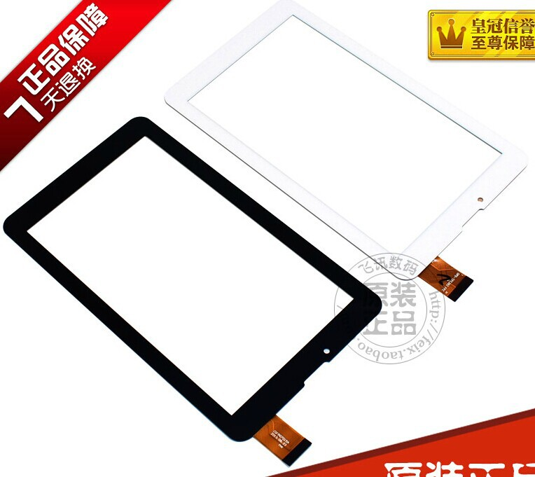 "New 7"" TESLA NEON 7.0 explay hit 3G tablet capacitive touch screen panel Digitizer Glass sensor noting color(China (Mainland))"