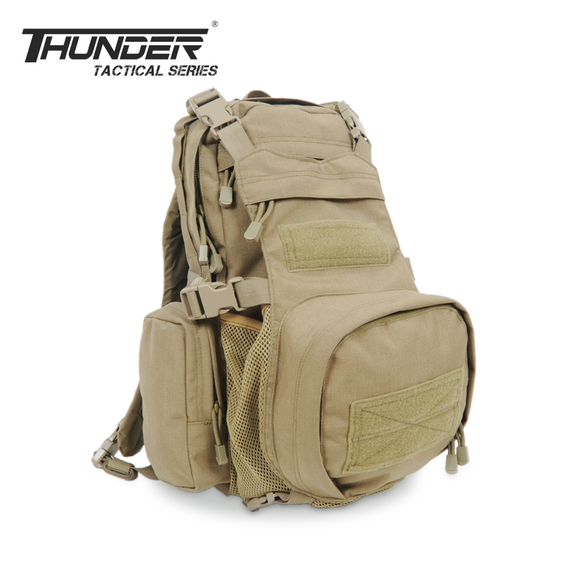 KANGAROO military tactical multifunctional backpack army assault combat backpack bag 1000D nylon YKK zipper free shipping<br><br>Aliexpress