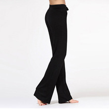 Chic Multicolored Women's Casual Sports Cotton Soft Exercise Training Loose Pant