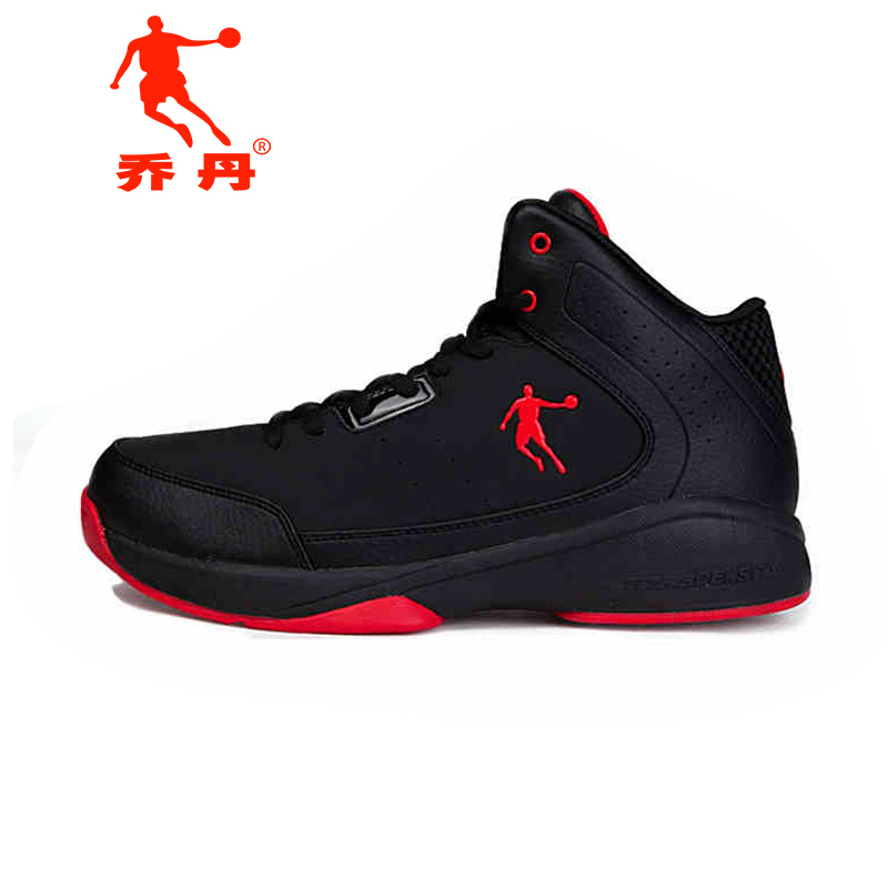 men's Jordan basketball shoes men slip damping genuine discount new winter wear and breathable high-top sneakers men shoes(China (Mainland))