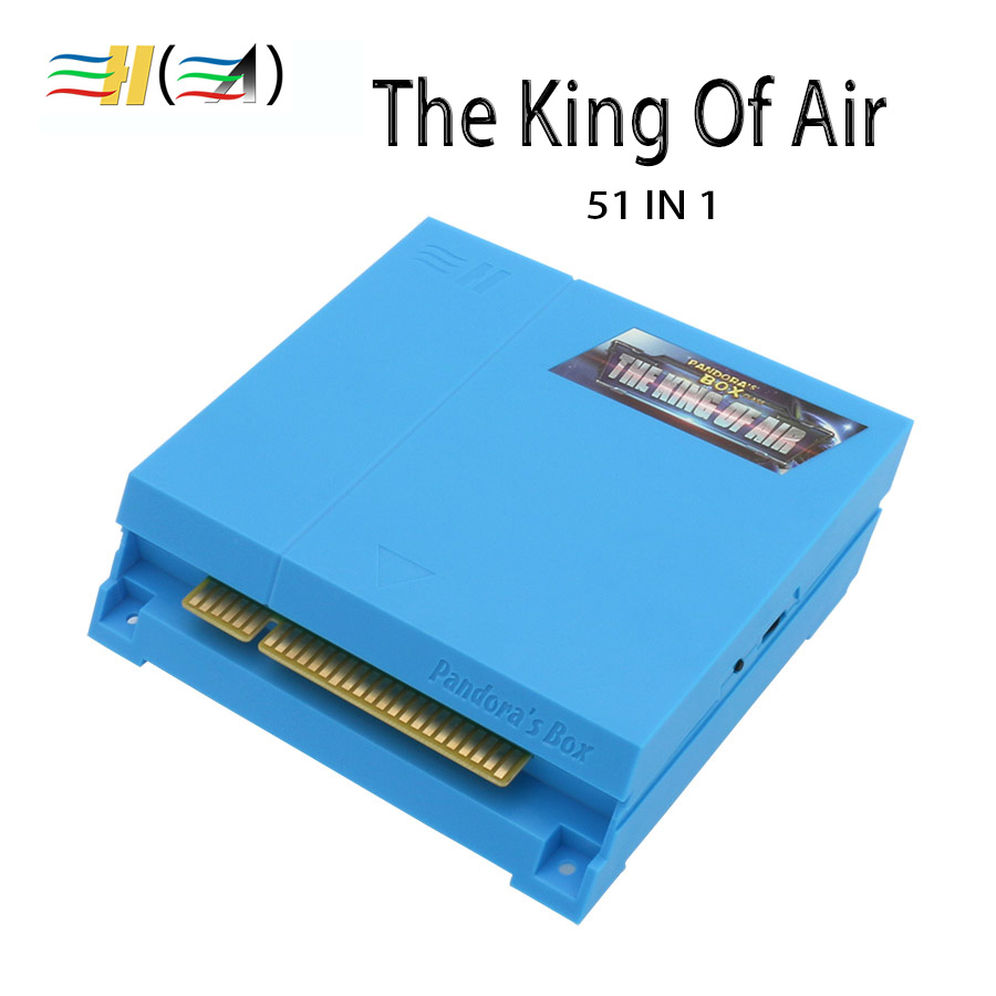 Original Pandora's Box The King Of Air 51 in 1 Jamma Controller For Vertical Screen Shooting Machine for amusement ride arcade(China (Mainland))