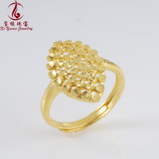 gold jewelry ring 24k gold shop online mix order gold ring sell 1167xy1