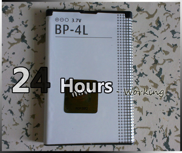 Rechargeable BP-4L battery for nokia BP 4L E52 E55 E63 E71 E72 E73 N810 N97 E90 E95 6790 6760 6650 mobile phone(China (Mainland))