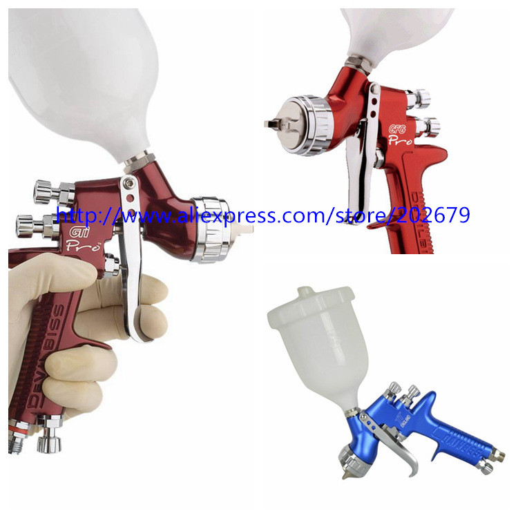 free shipping LVMP High quality England GFG devilbiss auto spray gun /paint spray gun/used for car /vehicle painting/air tools(China (Mainland))