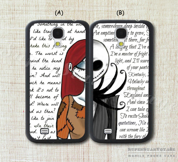 Samsung Galaxy S3 Cases For Couples The Nightmare Before C...
