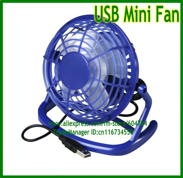 MOQ 1pcs mini usb fan Mini desk Fans Small Personal Fan