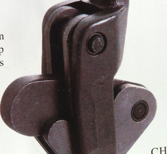 CH70305 fast fast fixture clamp CH penthouse group CH70305 Quick Toggle Clamps