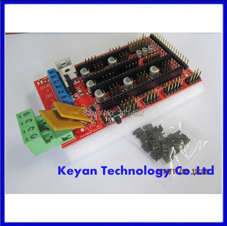 !!!RAMPS 1.4 3D printer control panel printer Control Reprap MendelPrusa(China (Mainland))